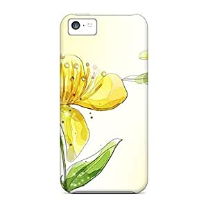 Back Cases Covers For Iphone 5c - St Johns Wort
