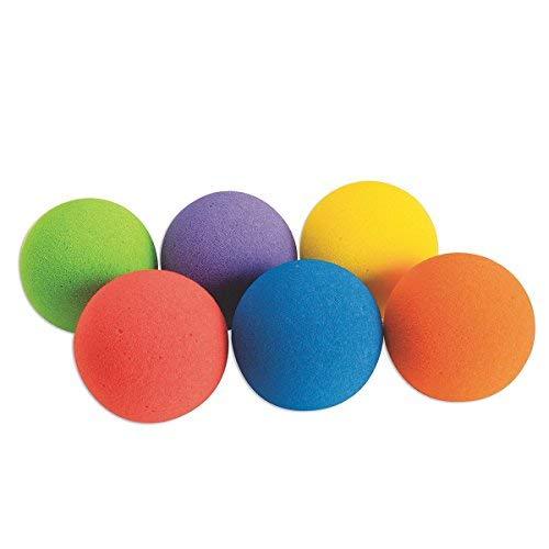 3.5 Inch Foam Ball - Spectrum Super Bounce Foam Ball, 3-1/2