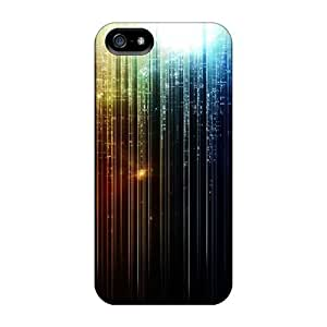 Cynthaskey Slim Fit Tpu Protector TUraBDn4074sCSEq Shock Absorbent Bumper Case For Iphone 5/5s