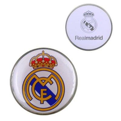 Real Madridゴルフボールマーカー – Footballギフト   B004D8MNSC