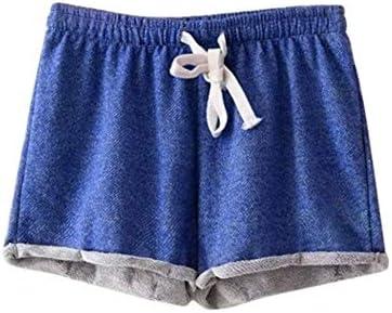NSDKFF Pantalones Cortos De Mujer Verano Algodón Modal Casuales ...