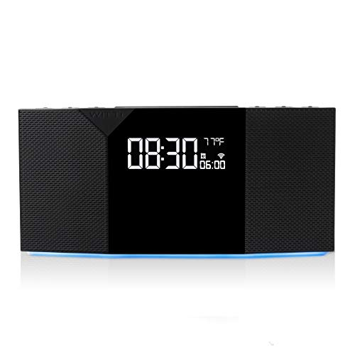 WITTI BEDDI 2, Intelligent Alarm Clock with White Noise Generator by WITTI