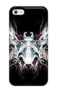 New JAceKTm12034PccVQ Shapes Abstract Skin Case Cover Shatterproof Case For Iphone 5/5s