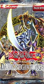 YuGiOh Dark Beginning Volume 2 - 24 Count Booster Pack Box Lot [Toy] by Yu-Gi-Oh!