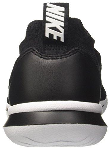 Nike Mens Cortez Vliegknit, Zwart / Wit Zwart / Wit