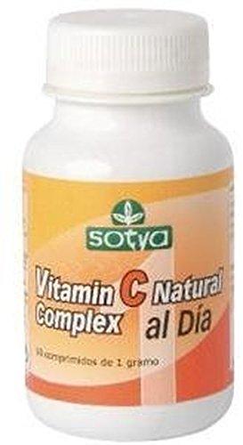 Vitamina C Complex 90 comprimidos de 1000 mg de Sotya: Amazon.es: Salud y cuidado personal