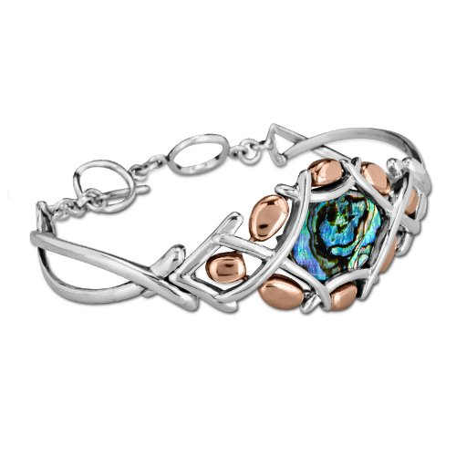 (Carolyn Pollack Reflections Sterling Silver Copper)