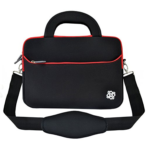"KOZMICC 13"" Laptop Sleeve Shoulder Bag, 13 13.3"" Neoprene Me"