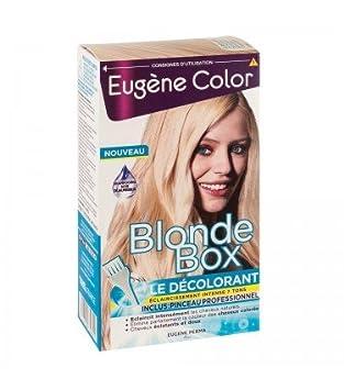 Eugene Blonde Color Box The Decolorant Amazon Baby