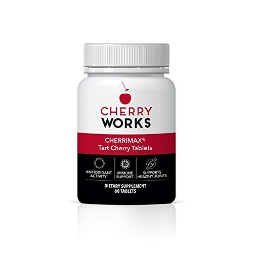 Cherry Works® CherriMax® Tart Cherry Tablets, 60 ct. - Pack of 1