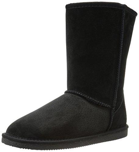 Lamo Kvinners Ladys 9 Tommer Snø Boot Sort