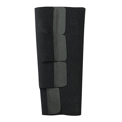 Polar Ice Shin Wrap, Cold Therapy Ice Pack, Large (Color may vary) by Brownmed (Image #2)