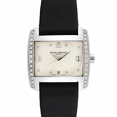 Baume & Mercier Hampton Spirit swiss-quartz womens Watch 65485 (Certified Pre-owned)