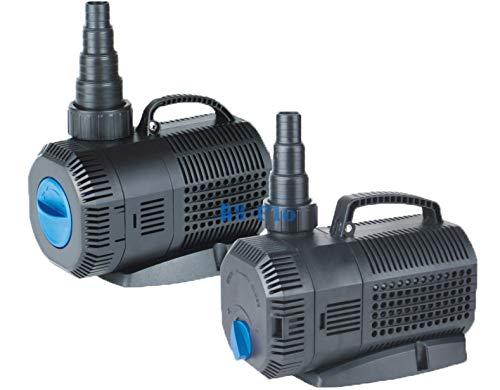 Pumps CQB12000 Type 260W Submersible Water Pumps 12000L/H Pond Pump - CN