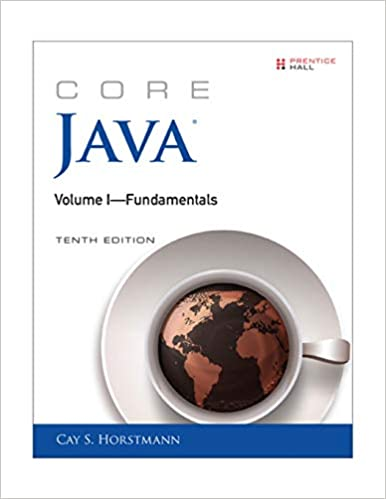 Core Java Volume 1 Ebook
