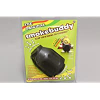 Smoke Buddy Black Whole Box of 12 Personal Air Filter / Purifier Brand New with Free Im Baked Bro & Doob Tubes Sticker