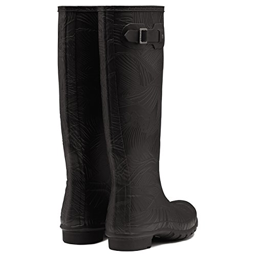 Botas Hunter Original Tall Texture Negro *