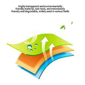 Billebon Transparent Face Shield Reusable Ant...