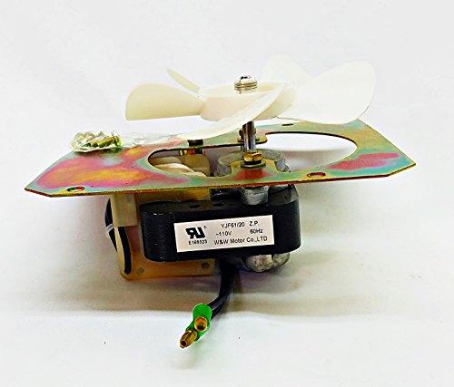 GMG BBQ Grill Hopper Fuel Fan Blower Motor Jim Bowie & Daniel Boone P-1074 / (Replacement Hopper)