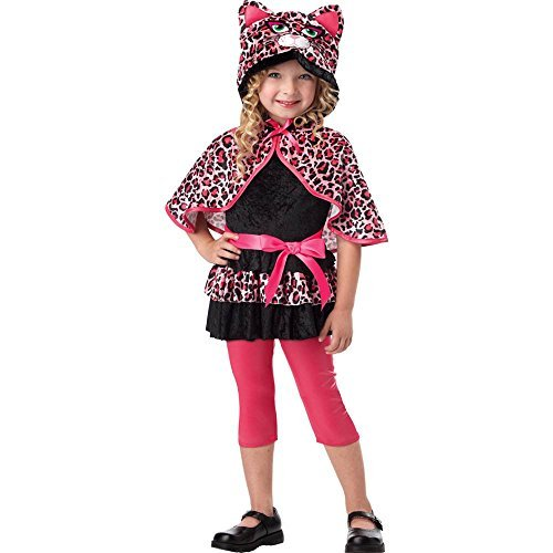 California Costumes Cutesy Kitty Toddler Costume, 4-6