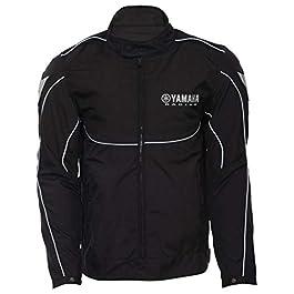 Yamaha MT-15 Branded Riding Jacket (Xl)- Black