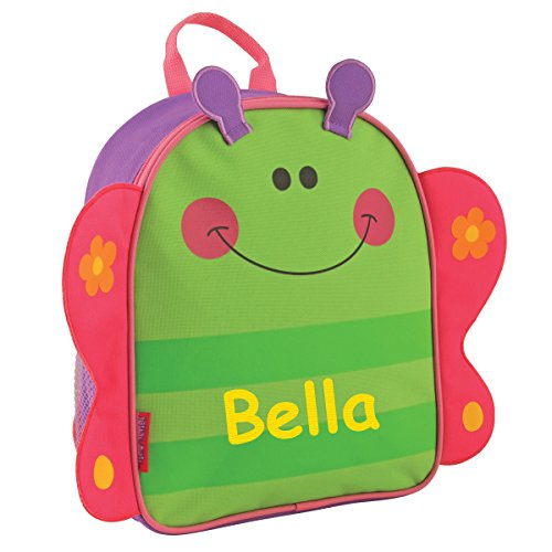 Price comparison product image Stephen Joseph Personalized Little Girls' Mini Sidekick Butterfly Backpack With Name