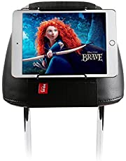 """Hikig ipad Holder for car headrest, fits for All 7"""" to 11"""" Tablets, Tablets car Mount Back seat Bracket for Apple ipad, ipad Mini, ipad pro 9.7"""" & 10.5"""", Samsung Galaxy tab & Notes and More Tablets"""