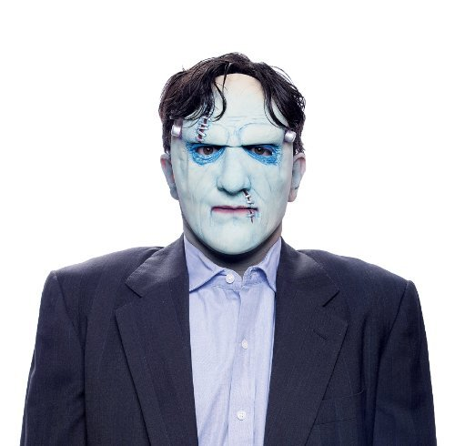 [Paper Magic Group Night Torturers Mask, Monster] (Munsters Characters Costumes)