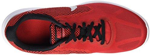 De Slvr wht Revolution Rojo Homme Running unvrsty Chaussures 3 blck Nike Rd mtllc vBqwq
