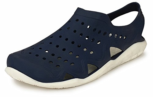 0887ad621 Afrojack Men s Synthetic Swiftwater Crocs Mules  Buy Online at Low Prices  in India - Amazon.in