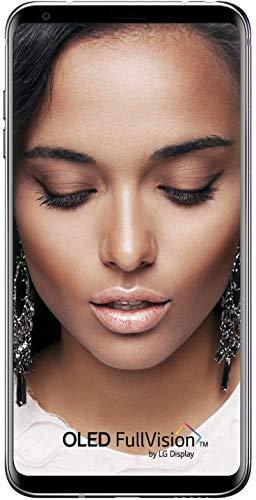 Renewed  LG V30+  Silver, 128 GB