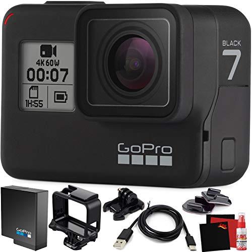 GoPro HERO7 Black + Cleaning Kit