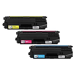 Brother TN-331 Standard Yield Toner Cartridge Set Colors Only (CMY)