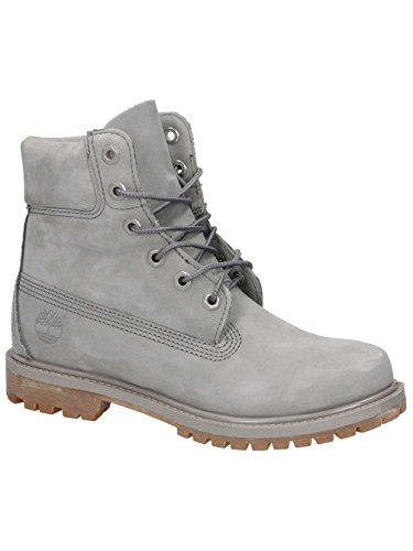 Timberland Womens 6 Premium Boot Grey