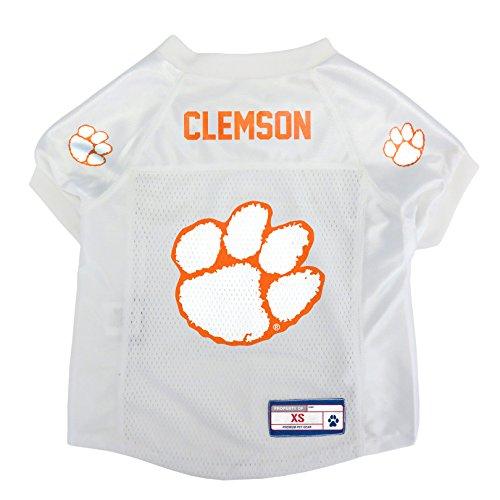 (NCAA Clemson Tigers Pet Jersey, Medium)