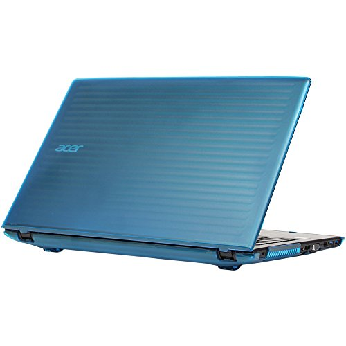 iPearl-mCover-Hard-Shell-Case-for-156-Acer-Aspire-E-15-E5-575-E5-575G-series-Windows-Laptop-Aqua