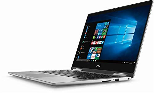 "2018 Premium Flagship Dell Inspiron 13 7000 13.3"" 2 in 1 FHD IPS Touchscreen Business Laptop Intel Quad-Core i7-8550U 16GB DDR4 Backlit Keyboard MaxxAudio Win Ink Type C Win 10 -Upgrade up to 1TB SSD"