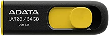 ADATA AUV128-64G-RBY 64GB USB 3.0 Flash Drive