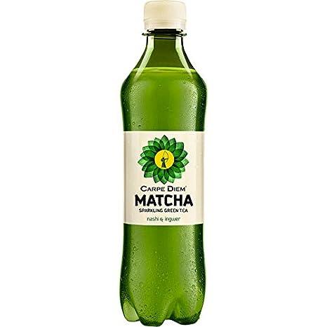12 Flaschen Carpe Diem Matcha Classic 0,5l inc. Pfand Rauch: Amazon ...