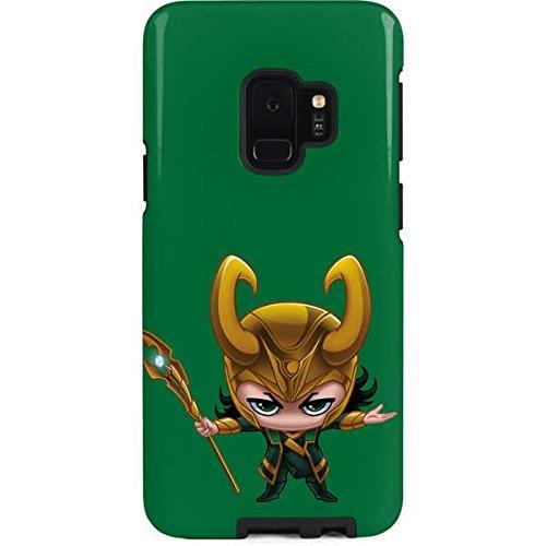 new arrival 15dd2 755d0 Amazon.com: Avengers Galaxy S9 Case - Baby Loki | Marvel & Skinit ...
