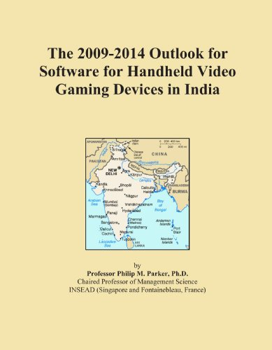 The 2009-2014 Outlook for Software for Handheld Video Gaming Devices in India