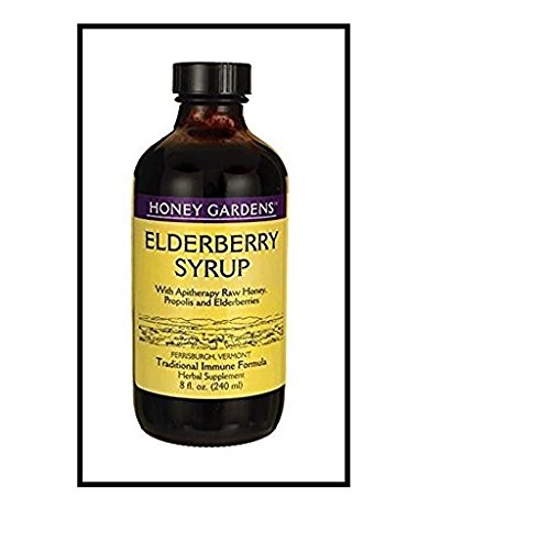 organic elderberry extract - 2