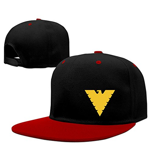 Dark Phoenix Adjustable Mesh Cap