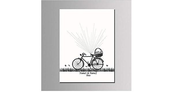 Dedo Creativo De Bricolaje Patrón De Bicicleta Simple Fiesta De ...