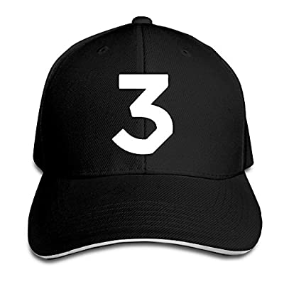 Unisex Chance The Rapper 3 Snapback Sandwich Cap -8 Colors