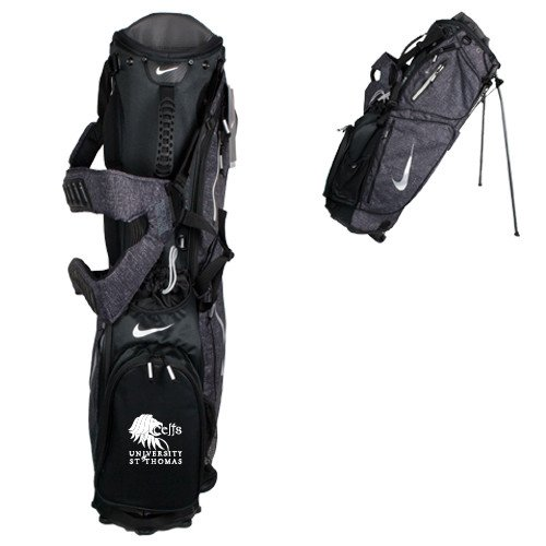 St. Thomas Callaway Hyper Lite 5 Black Stand Bag 'Official Logo' by CollegeFanGear