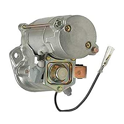NEW 12V STARTER FITS SWEEPER CUMMINS TYPE A 2300 ENGINE 03101-3180 4900574 031013180: Automotive