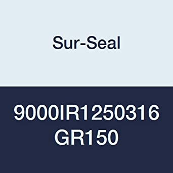 3 Pipe Size x 1500# Class Flange x 316SS//Flexible Graphite 3 Pipe Size x 1500# Class Flange x 316SS//Flexible Graphite Assigned by Sur-Seal Sur-Seal Teadit 9000IR3316GR1500 Spiral Wound Gasket with 316SS Inner Ring Inc