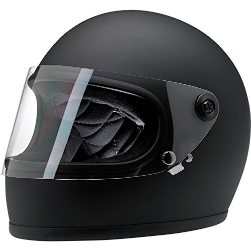 Biltwell Gringo S Full Face Helmet (Flat Black, X-Large) for sale  Delivered anywhere in USA