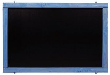 Wei/ß, 50x70cm Rustikale Tafel Kreidetafel Wandtafel K/üchentafel mit Holzrahmen zur Beschriftung mit Kreide im Landhausstil in verschiedenen Gr/ö/ßen und Farben